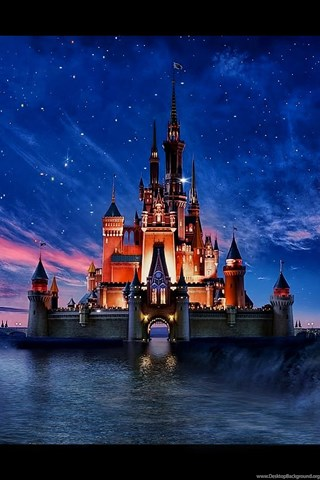 Disney Castle Wallpapers For Iphone Desktop BackgroundSimilar wallpapers