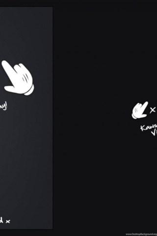 Kaws Iphone Wallpapers Desktop Background