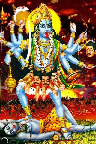 Trololo Blogg Maa Kali Hd Wallpapers Desktop Background