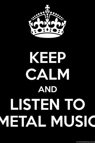 Music Heavy Metal Wallpapers Desktop Background