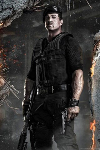 Sylvester Stallone Expendables Movie Wallpapers Free