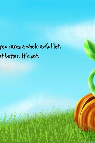 truffula tree lorax quotes quotesgram desktop background