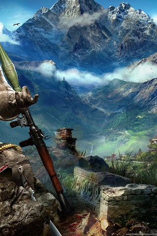 Far Cry 4 4k Ultra Hd Wallpapers Desktop Background