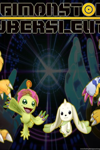Digimon Story Cyber Sleuth Wallpapers Mythology Gaming Desktop