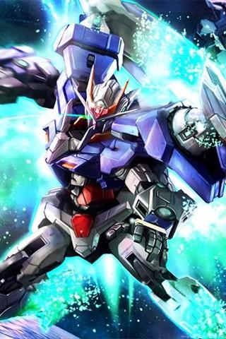 Download Wallpaper Gundam 00 Hd Cikimm Com