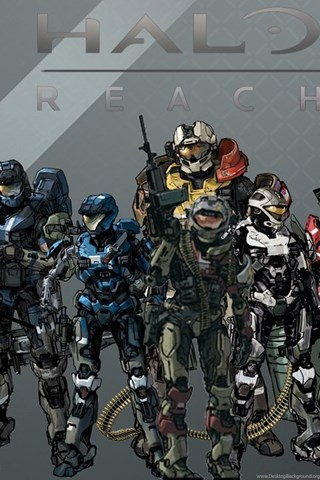 Bungie Net Halo Reach Forum Who Are These Spartans Early Pic