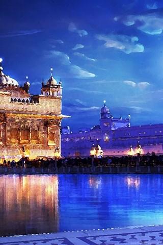 Download Free HD Golden Temple Wallpapers, Sachkhand Harmandir Sahib Desktop BackgroundSimilar wallpapers