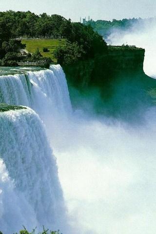3d Waterfall Wallpaper Widescreen Wallpapers HD