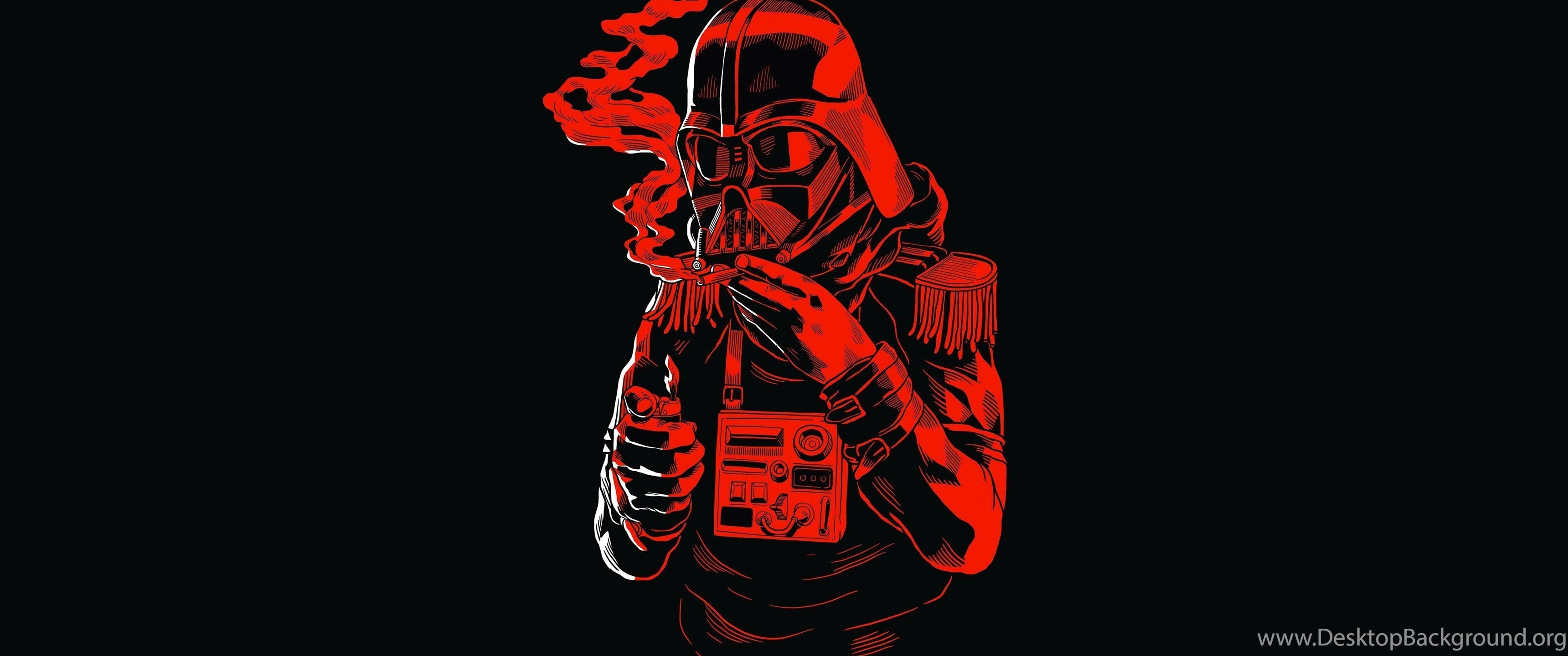 Red darth vader smoking wallpapers movie wallpapers desktop background - Dark smoking wallpapers ...