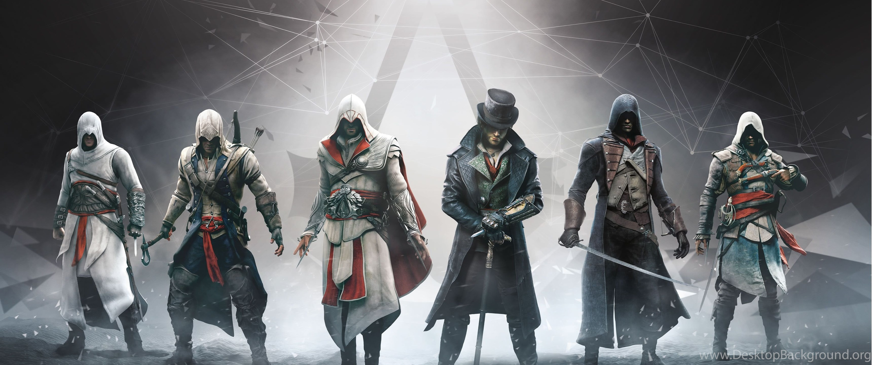 Assassin S Creed Unity Wallpapers Hd Gallery Desktop Background