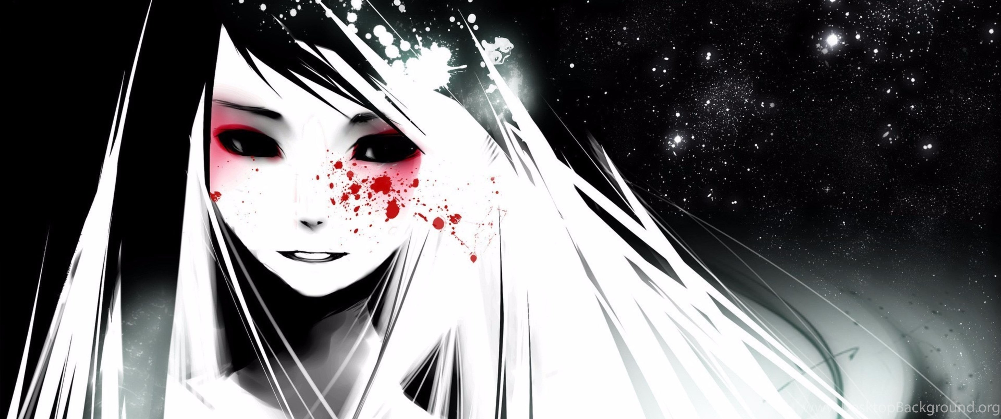 Red tears 4k anime wallpapers desktop background - Anime background wallpaper 4k ...