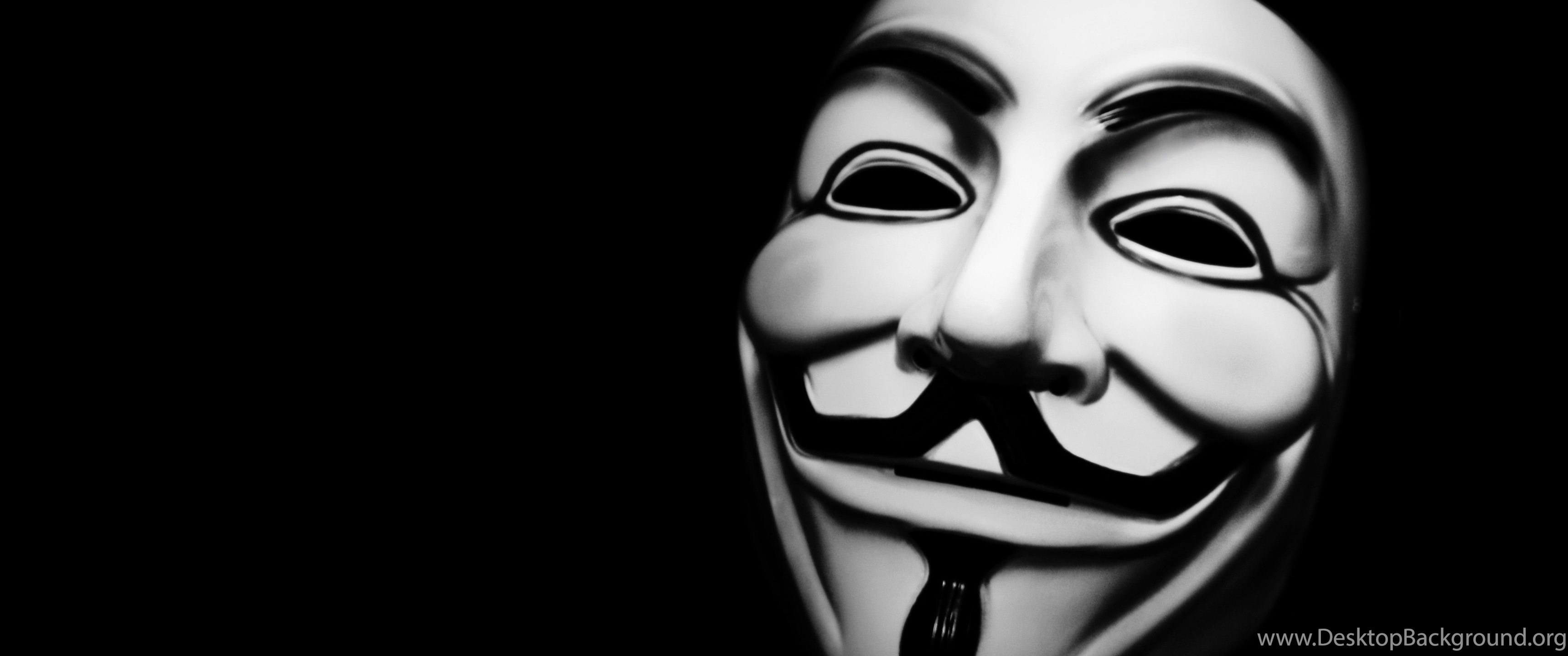 Anonymous V For Vendetta Mask Wallpapers Hd Desktop Background