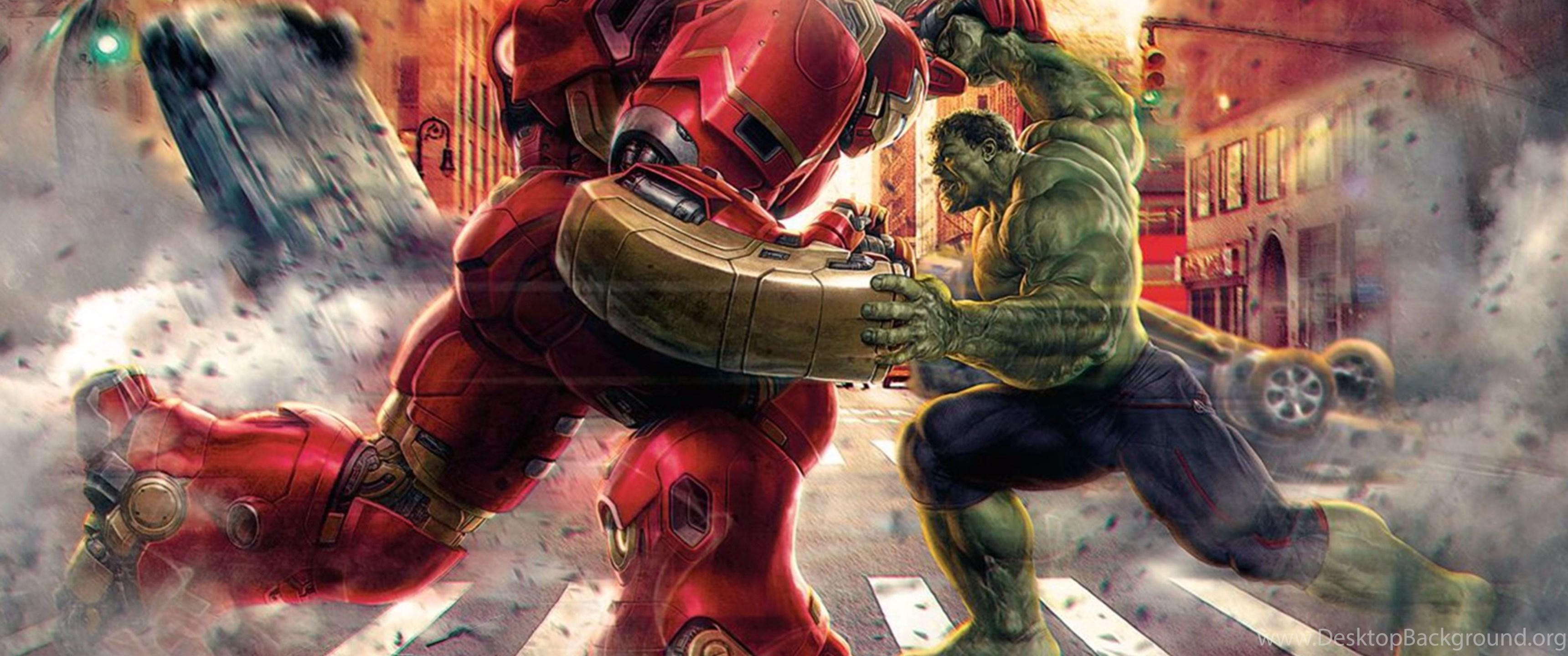 Top 2016 Avengers Age Of Ultron 4K Wallpapers Desktop ...