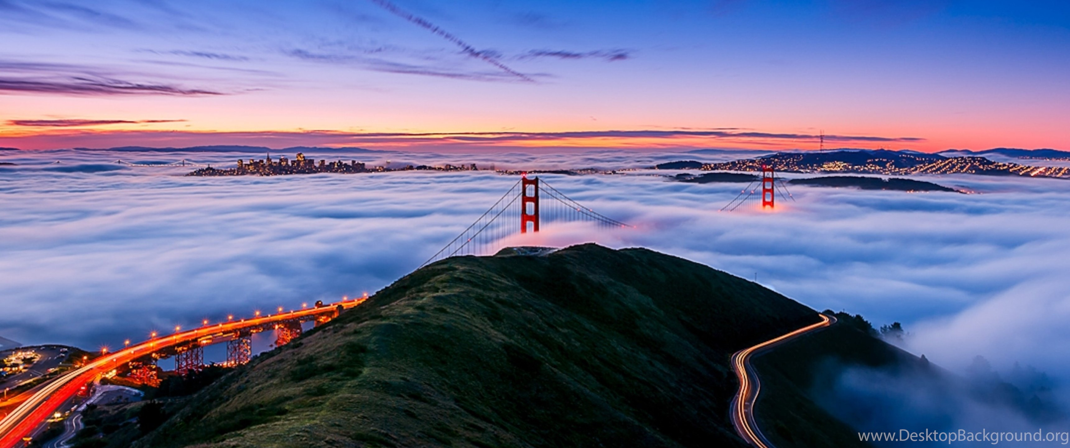 Ultra HD 4K San Francisco Wallpapers HD, Desktop