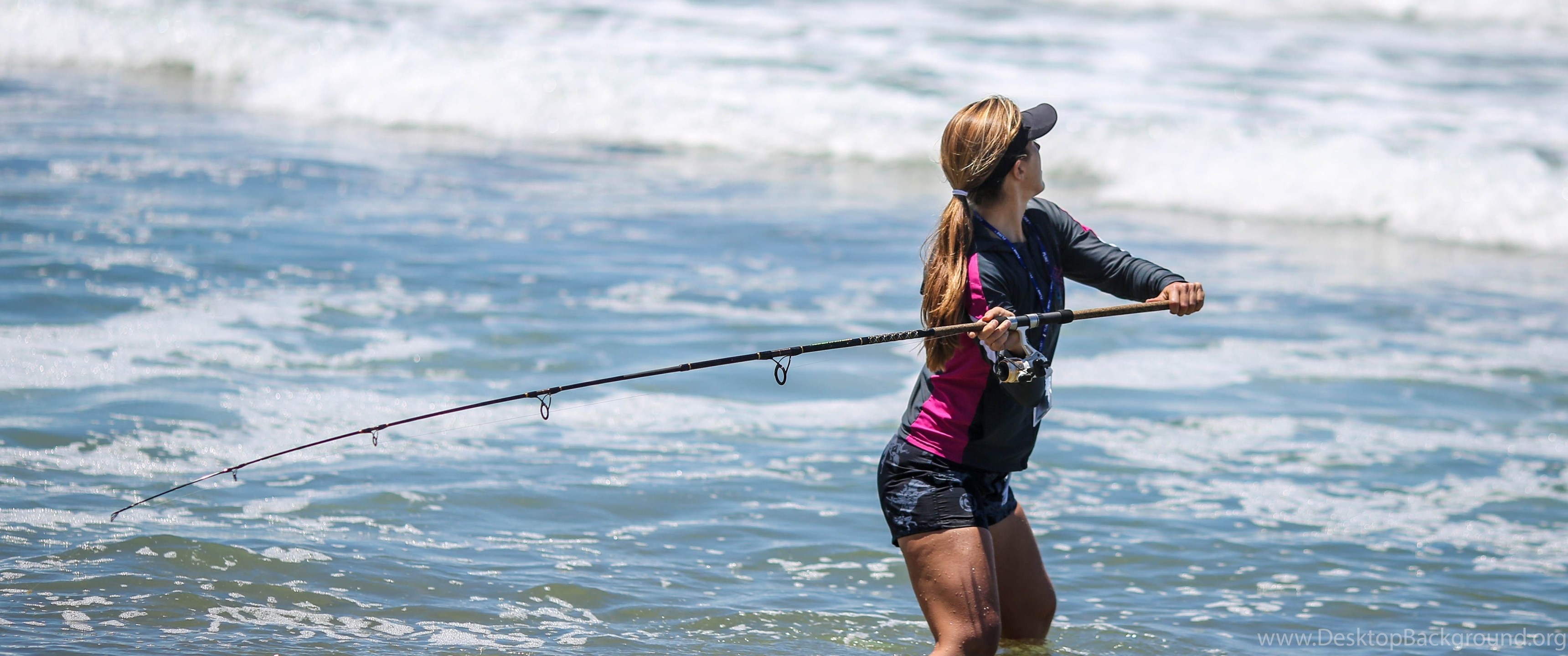 Funny Videos, Funny Clips Funny Pictures Break Funny pictures of women fishing