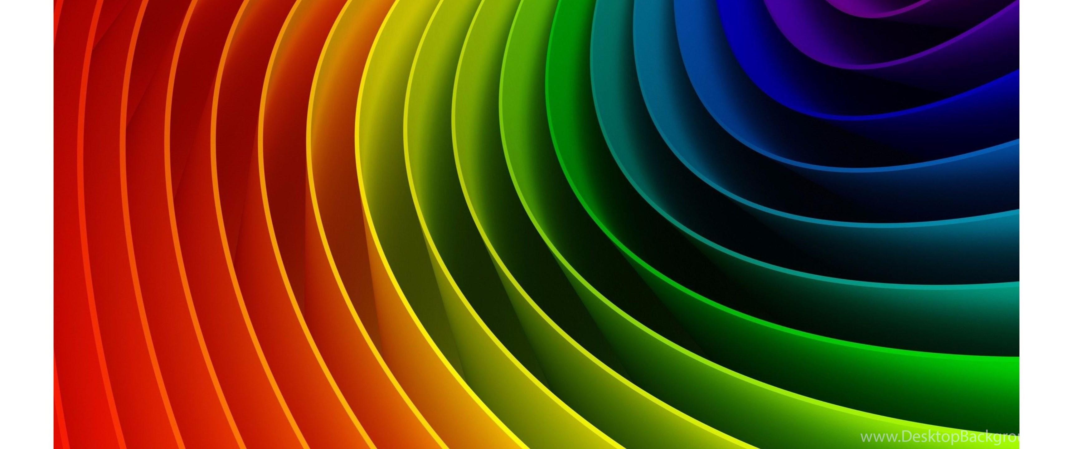 Color Wheel 4K Abstract Wallpapers Desktop Background