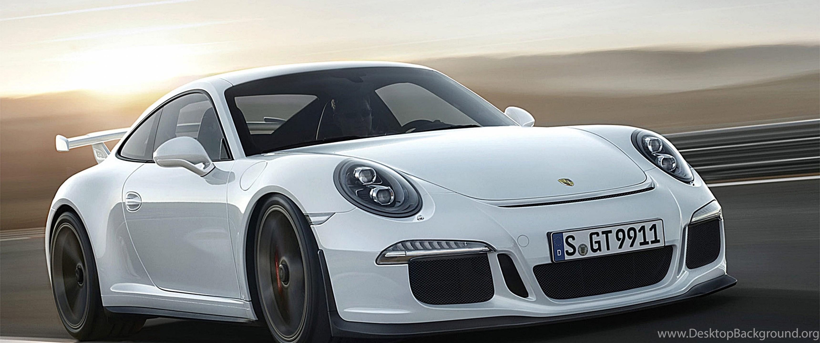 Download Wallpapers 3840x2160 Porsche 911 Gt3, Auto, Car ...