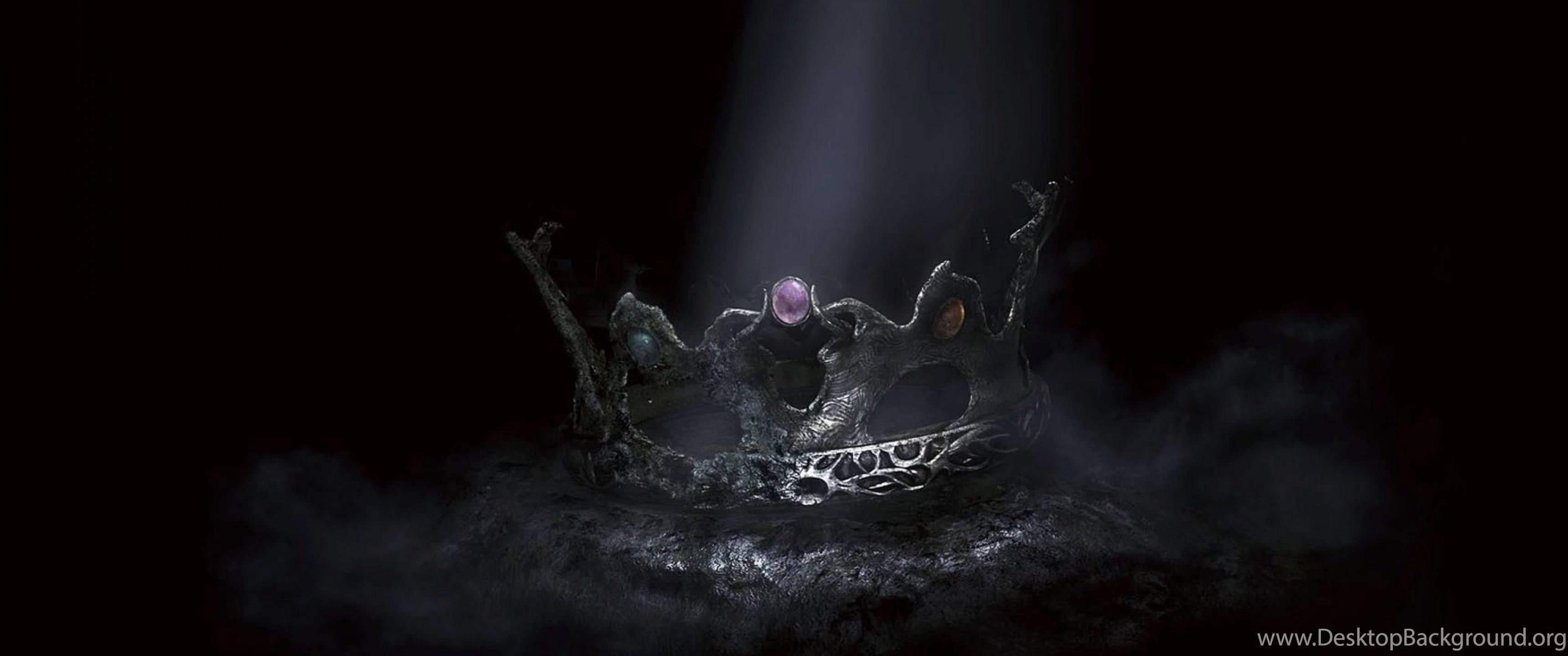 Dark Souls 3 21 9: Download Wallpapers 3840x2400 Dark Souls 2, Crown Of The