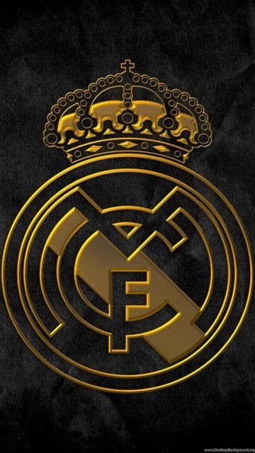 Real Madrid Gold Wallpapers By Syndikata Np On Deviantart Desktop