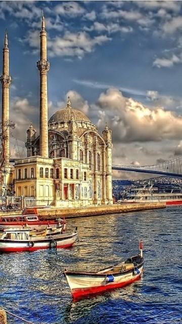Istanbul City Turkey Hd Wallpapers Desktop Background