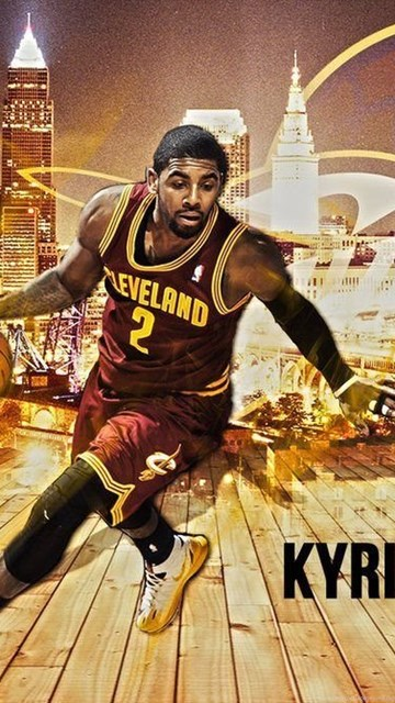 Cleveland Cavaliers Wallpapers Kyrie Irving Wallpaper ... Kyrie Irving Wallpaper Download