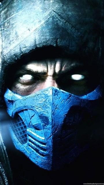 MKX Subzero Mortal Kombat Sub Zero Wallpaper.jpg Desktop