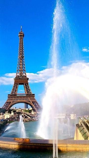 Eiffel Tower Eiffel Tower Wallpapers Hd Finehdwallpaperr Com