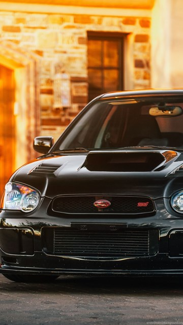 Download Wallpapers Subaru Impreza Wrx Sti Car Hq