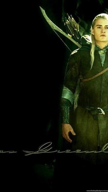 Legolas greenleaf fan art