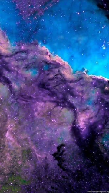 1440x900 Space Purple Blue Nebula Wallpapers Desktop ... Blue Nebula Wallpaper Widescreen
