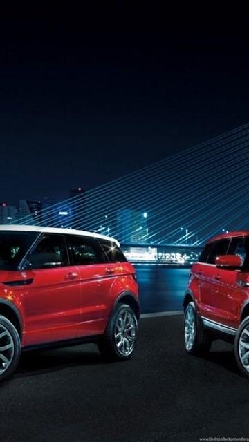 2011 Range Rover Evoque Hd Desktop Wallpapers Widescreen High