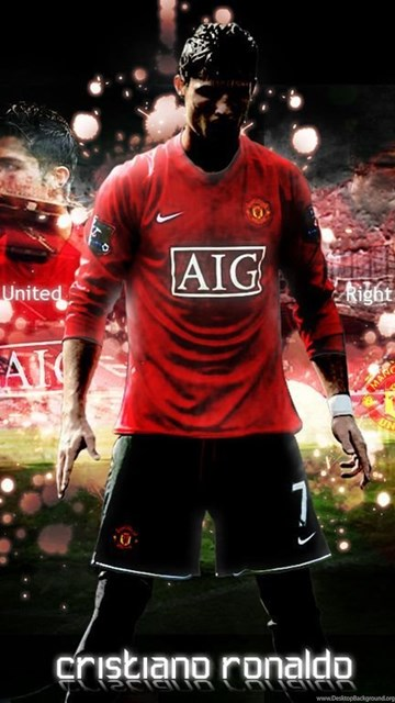 Cristiano Ronaldo Wallpapers Manchester United Wallpapers