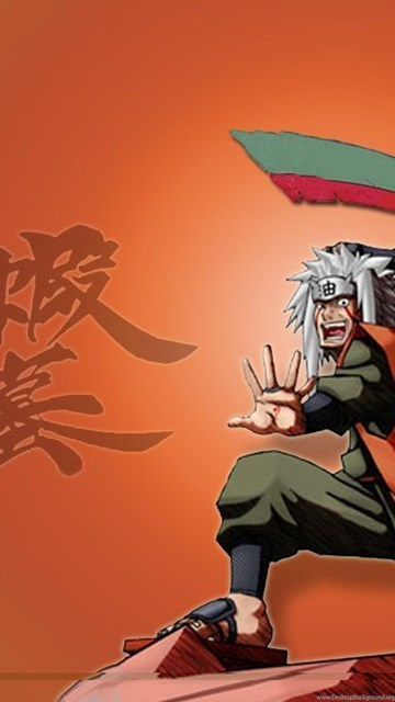 Naruto Wallpapers Jiraiya 3 High Definition Widescreen