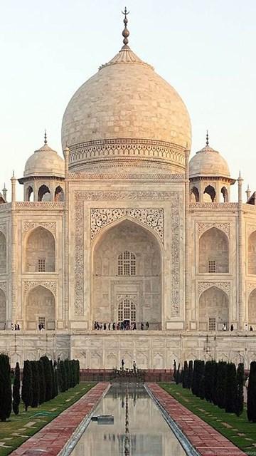 Hd Quality Taj Mahal Hd Wallpapers Siwallpapers 20351 Desktop Background