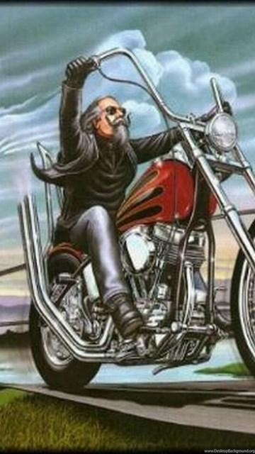 wallpapers david mann girls biker old school chopper free with     desktop background