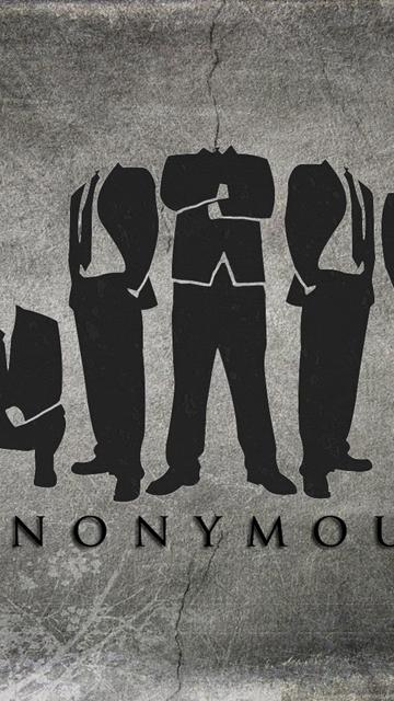 Anonymous Hackers Wallpaper Desktop Background