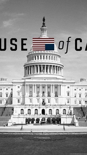The Capitol House Of Cards Logo 1366x768 Wallpapers Desktop Background
