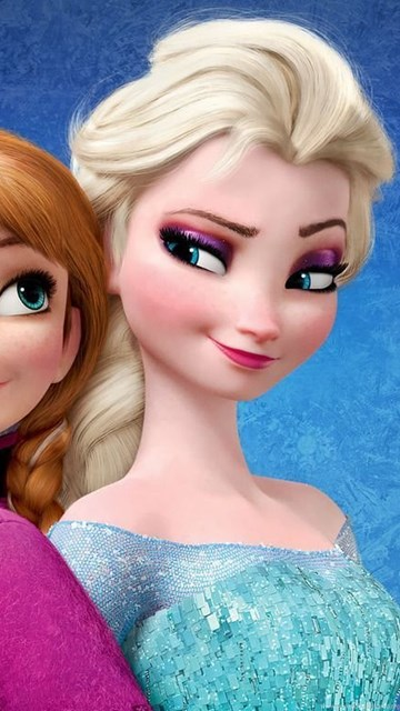Elsa and anna frozen wallpapers cartoon wallpapers desktop - Frozen cartoon wallpaper ...
