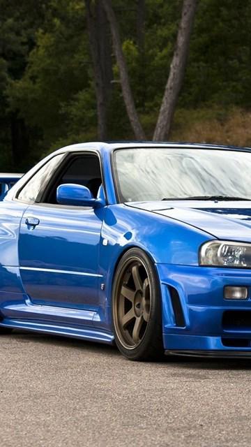 Nissan Of Mobile >> Download Wallpapers Nissan, Skyline, Gtr, Gt r, R34, Stanceworks ... Desktop Background