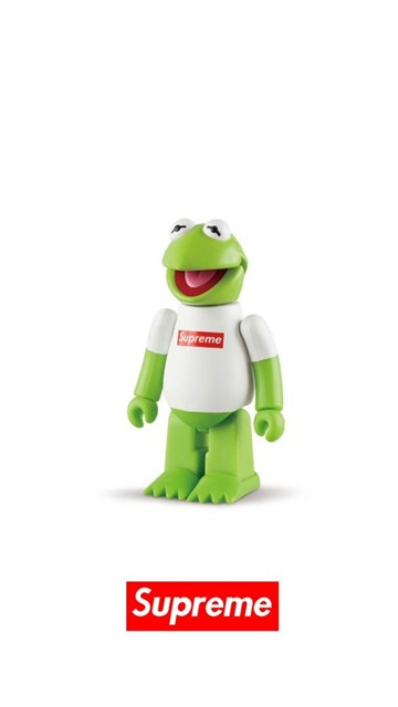 Supreme kermit wallpapers 153249 desktop background - Hd supreme iphone wallpaper ...