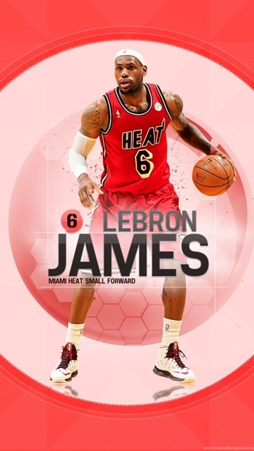 Lebron james miami heat wallpapers desktop background - Miami heat wallpaper android download ...