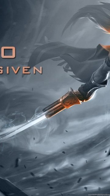 League Of Legends Yasuo 1366x768 Wallpapers Wallpapers Style Desktop