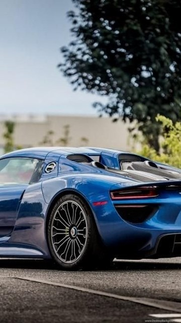 Porsche 918 Spyder Wallpapers Wallpaper Desktop Background