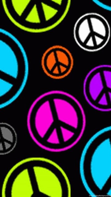 Cool peace sign backgrounds wallpapers cave desktop background desktop background exif data voltagebd Gallery