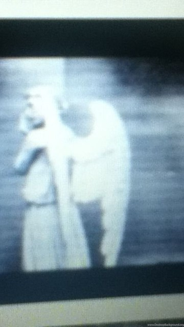Weeping Angels Security Footage Wallpapers Desktop Background