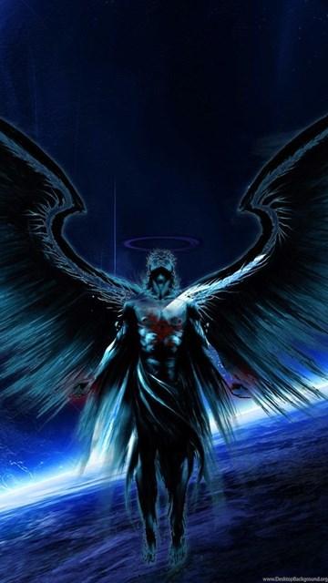 New Playstation 5 >> Dark Angel Desktop Wallpaper, Dark Angel Pictures, New ...