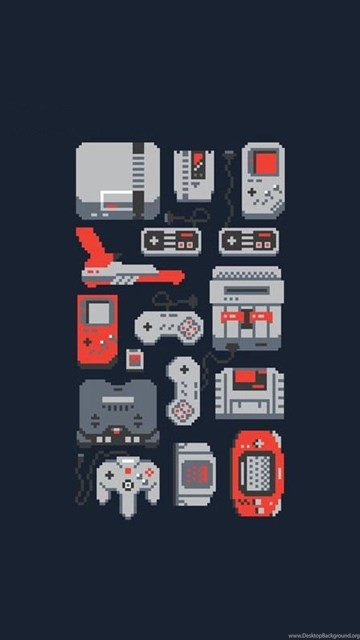 Retro Video Game Wallpaper 5320 Hd Wallpapers Desktop Background