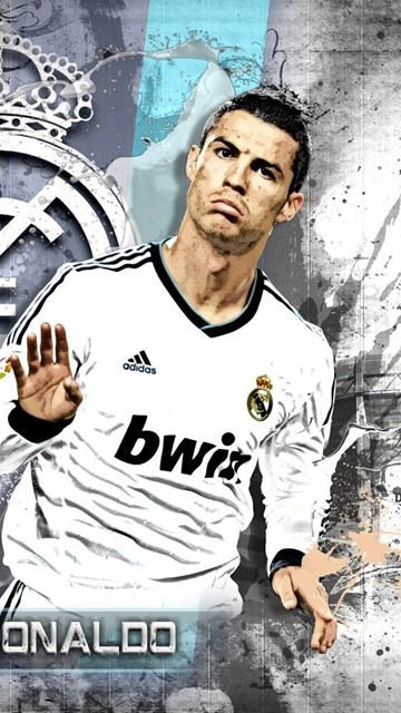 detailed look 57a60 fbfd8 Cristiano Ronaldo, Cr7, Football Player, Real Madrid, Jersey ...
