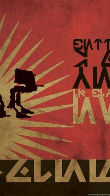 Geek Art Gallery Illustration Star Wars Propaganda Desktop Background