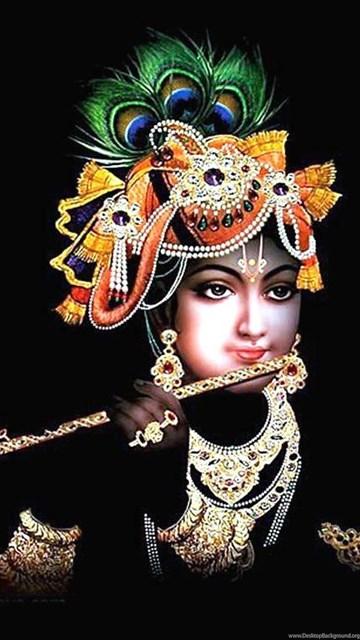 Lord Krishna Hd Wallpapers Hdwallpaper4u Com Desktop Background